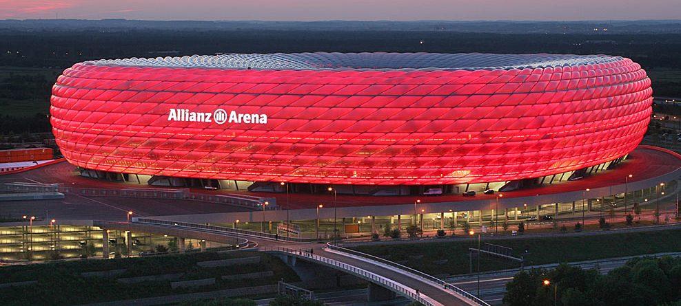 Übersicht der Bundesliga-Heimspiel-Fahrten