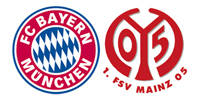 FC Bayern München – 1. FSV Mainz 05